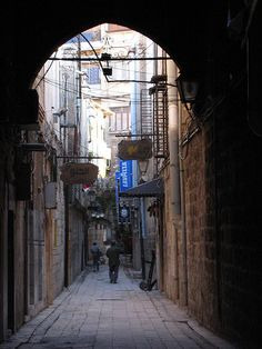 Aleppo - The Armenian Quarter