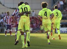 FC Barcelona Campeón de liga 2014/2015