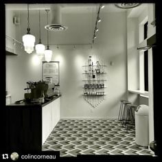 One more great photo of our little cafe by . We're looking forward to opening tomorrow for week Coffee Cafe, Great Photos, Ceiling Lights, Instagram Posts, Design, Home Decor, Kaffee, Decoration Home, Room Decor