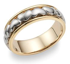 applesofgold.com - The wedding ceremony is a public declaration of the love of two hearts. The tradition of exchanging wedding rings is well-celebrated one that brides and grooms look forward to every year. The simple symbol of an unending circle perfectly expresses the commitment of husband and wife to love each other for a lifetime. But choosing such an important symbol isn't easy. The wedding rings should reflect the style and personality of the couple, and be made to last.