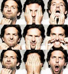 Bradley Cooper - an amazing actor