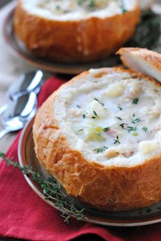 New England-Style Clam Chowder