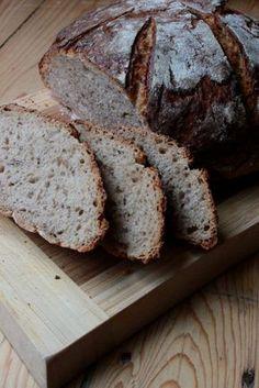 Roggen Dinkel Brot mit Kümmel und Koriander nach Hamelman (abgeändert) Zutaten für ein Laib: Sauerteig ...
