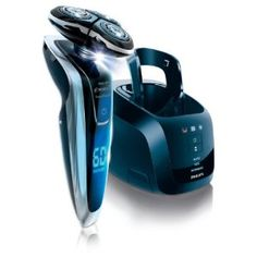 Philips Norelco 1280X/42 SensoTouch 3d Electric Shaver with Jet Clean System, Black