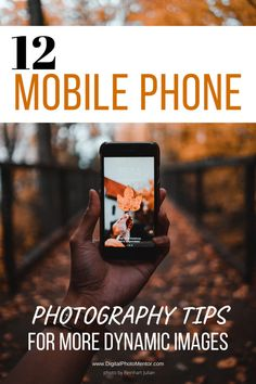 12 Mobile Phone Photography Tips for More Dynamic Images