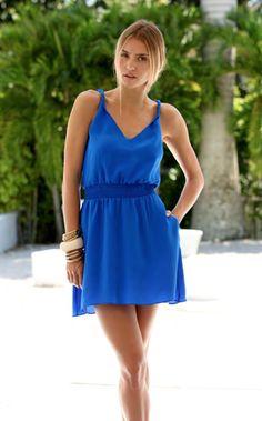 Karina Grimaldi Jamaica Minidress - Dresses - Estilo