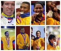 jugadores olimpicos colombianos 2012 - Buscar con Google