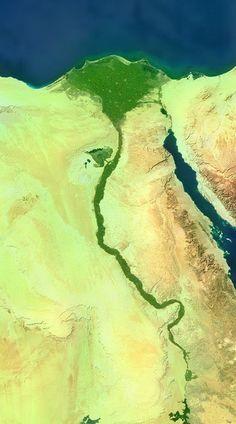 Tijd voor Geschiedenis, 2. Het geschenk van de Nijl