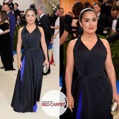 #SalmaHayek wearing #Balenciaga and #LorraineSchwartz jewellery • Met Gala 2017, New York City.  Hair: @jennifer_yepez  Makeup: @makeupmatthew  Styled by: @annabelleharron . . . #metgala #metball #metgala2017 #metkawakubo #fashionpost #redcarpet #instafashion #bestdressed #beauty #redcarpetfashion #fashionblogger #celebstyle #like4like  #tagsforlikes #fashionable #moda  #picoftheday #ootd #instagood #reikawakubo #instamood #instagram #celebrity #love #celebritystyle #instadaily #fashion…