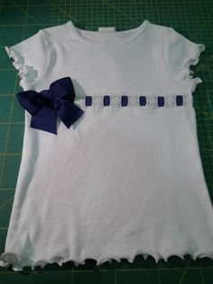 Ribbon and bow :-)