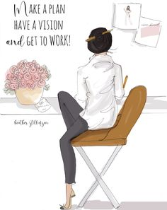 If you want to succeed at achieving your goals.make a plan.have a vision and GET TO WORK! No one is going to do the work for you! Woman Quotes, Life Quotes, Qoutes, Success Quotes, Positive Quotes For Women, Positive Vibes, Motivational Quotes, Inspirational Quotes, Make A Plan