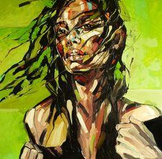 ArtAffair – Galerie für moderne Kunst | Anna Bocek: Postales de viajes 2