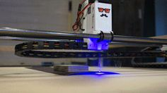 Check out this portable laser cutter and engraver.