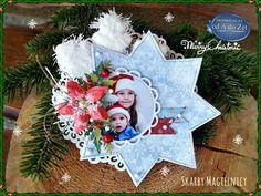od A do Zet: Kartka z bożonarodzeniową Gwiazdą Betlejemską