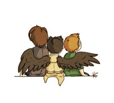 Team Free Will #Supernatural