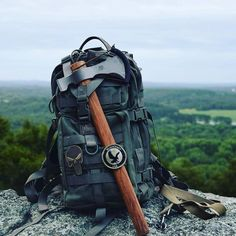 Instagram fan Jared86Harris using the Falcon-II backpack for a day hike.   He sure knows how to pack!