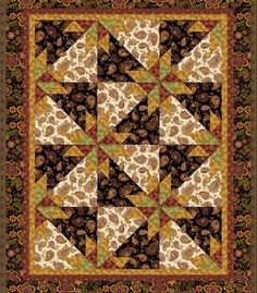 My Gordian Knot Mini Quilt Crafts My Quilts