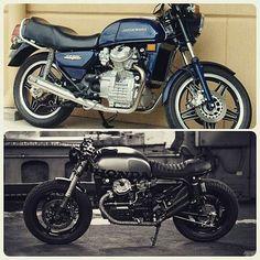 caferacer honda cx500 scrambler on Instagram Cx 500, Honda Cx500, Street Tracker, Scrambler, Motorbikes, Saints, Cool Stuff, Motorcycles, Vehicles