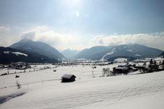 aufgenommen in der Nähe der Jausenstation Burnstein in Reitdorf/Flachau  Flachau valley - picture taken near Gasthof Burnstein