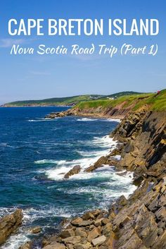Learn more about my Nova Scotia road trip on Cape Breton Island!