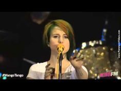 Paramore - The Only Exception (Live At Wango Tango 2014) - YouTube