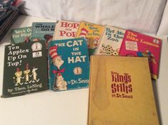MaxSold - Auction: SELLER MANAGED Angus (Ontario, Canada) Downsizing Online Auction - Brian Ave ITEM: 9 Dr Seuss Books