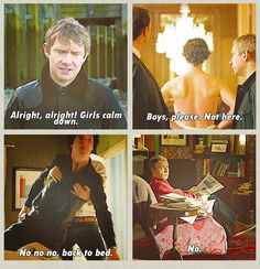 Mother Watson, everyone.