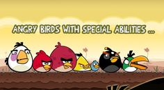 Duck Duck Cow: FHE: Don't Be An Angry Bird
