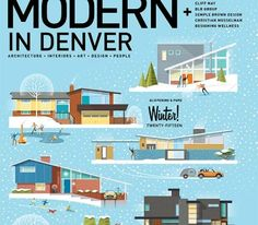 Modern In Denver – Modern Living Inside & Out » CONTENT