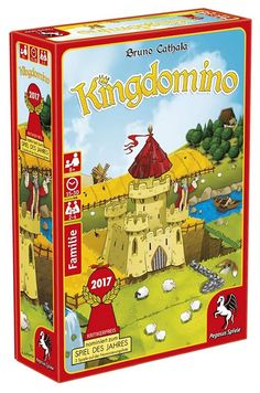 """""""Board game of the year"""" goes to Kingdomino Pegasus, Gaming, Vikings, Board Games, Boards, My Love, Ars Technica, Escape Room, Toys"""