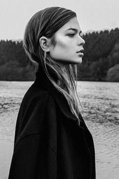 She's A Beauty | Lara-Joy Gerstler @ Spin Models | via backspaceforward