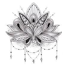1000+ ideas about Lotus Flower Design on Pinterest | Quarter ...