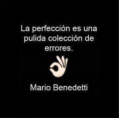 La perfección*
