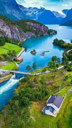 Heaven on this Earth, beautiful Norway. Beautiful Nature Pictures, Beautiful Nature Wallpaper, Amazing Nature, Nature Photos, Beautiful Landscapes, Natur Wallpaper, Nature Photography, Travel Photography, Beautiful Norway