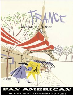 France and All of Europe - Pan Am