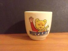 Rupert Bear Egg Cup