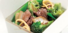 Beef broccoli and snow pea stir fry - NSW Health - Get Healthy