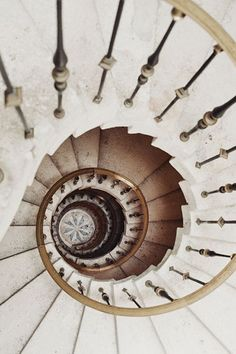 Spiral staircase | Interiors | The Lifestyle Edit