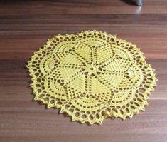 Filethäkeln - kostenlose Anleitungen Häkeln Crochet Diagram, Filet Crochet, Crochet Patterns, Baby Dress Tutorials, Doilies, Diy And Crafts, Stitch, Rugs, Towels