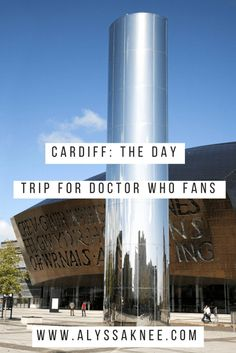 Cardiff: The Day Trip for Doctor Who Fans