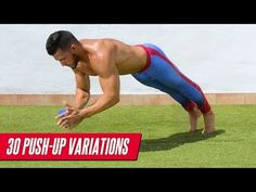 30 flexiones: AUMENTA MÚSCULO Y FUERZA | Best Push Ups - YouTube
