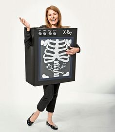 X-Ray #Halloween costume.