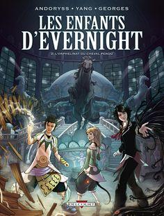 Les enfants d'Evernight tome 2
