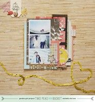 A Project by portablemichelle from our Scrapbooking Gallery originally submitted 08/01/13 at 09:13 AM