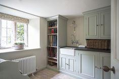 laundry room Designer Sims Hilditch.