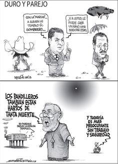 DURO Y PAREJO http://www.latribuna.hn/2013/05/31/duro-y-parejo/