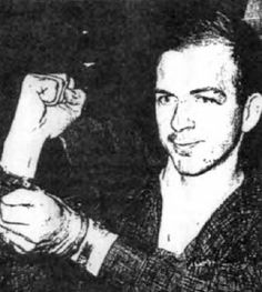 """Salon Attempts to Paint Avowed Communist Lee Harvey Oswald as a """"Right-Winger"""" Jfk, Present Day, No Time For Me, Salons, Crime, Che Guevara, History, Earth, Painting"""