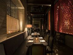 Buddakan designed by Christian Liagre
