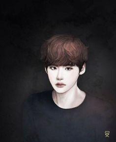 Lee jong suk fan art