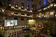 National Museum of Cinema Turin - Temple Hall  #italy #torino #turin #museum #cinema #experience #film #celebrities #europe #travel #traveltherenext